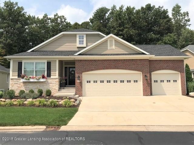 6173 Graebear Trail, East Lansing, MI 48823 (MLS #229304) :: Real Home Pros