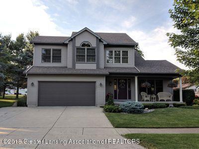 102 W Oak Street, St. Johns, MI 48879 (MLS #229591) :: Real Home Pros