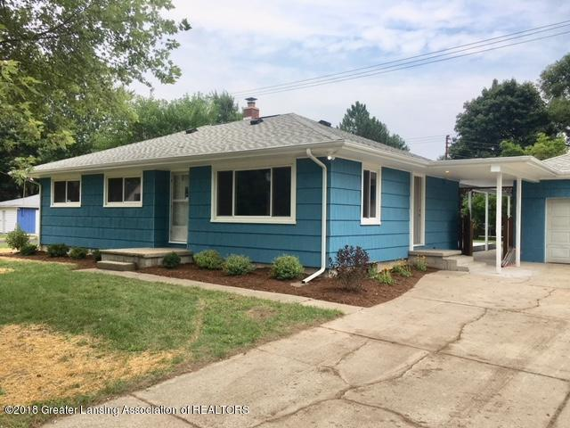 428 Harriet, Lansing, MI 48917 (MLS #229794) :: Real Home Pros