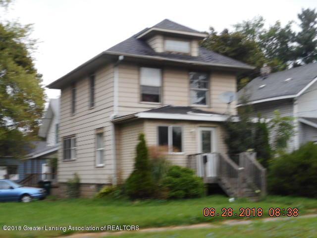 601 E Mt Hope Avenue, Lansing, MI 48910 (MLS #229985) :: Real Home Pros