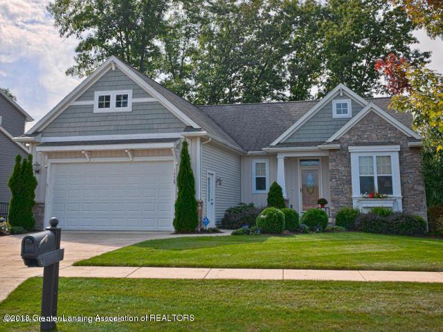 1649 Yosemite Drive, Lansing, MI 48917 (MLS #229996) :: Real Home Pros