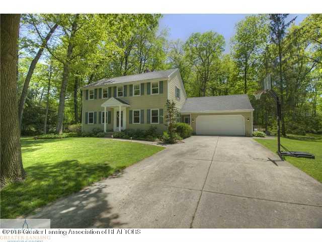 130 Granite Drive, Williamston, MI 48895 (MLS #230026) :: Real Home Pros