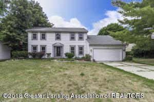 4297 Indian Glen Drive, Okemos, MI 48864 (MLS #230129) :: Real Home Pros