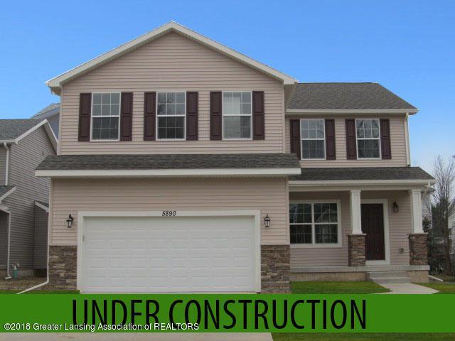 2525 Winterberry Street, Holt, MI 48842 (MLS #230285) :: Real Home Pros