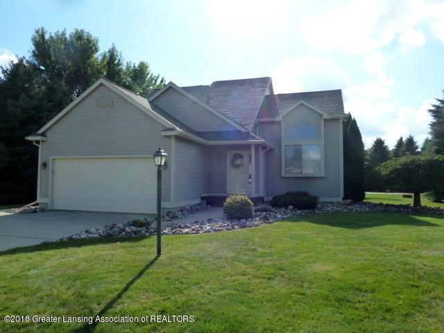 1060 Eaton Green Drive, Charlotte, MI 48813 (MLS #230593) :: Real Home Pros
