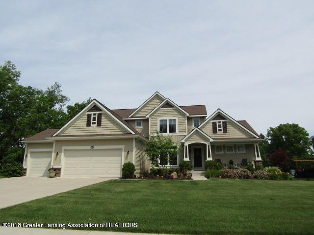 1490 Wellman Road, Dewitt, MI 48820 (MLS #231057) :: Real Home Pros
