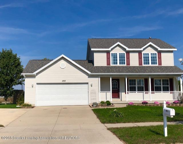 1208 Wildflower Drive, Holt, MI 48842 (MLS #231211) :: Real Home Pros