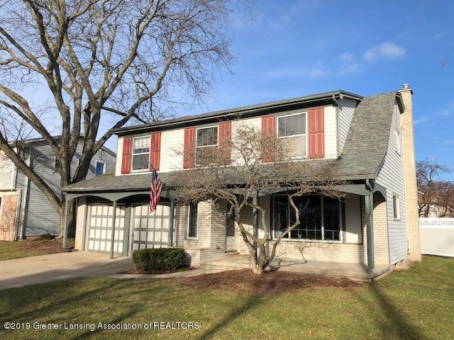 802 Blanchette Drive, East Lansing, MI 48823 (MLS #233275) :: Real Home Pros