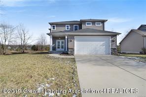 260 Church Hill Downs Boulevard, Williamston, MI 48895 (MLS #233586) :: Real Home Pros