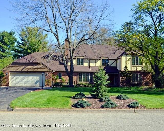 4711 Arapaho Trail, Okemos, MI 48864 (MLS #236229) :: Real Home Pros