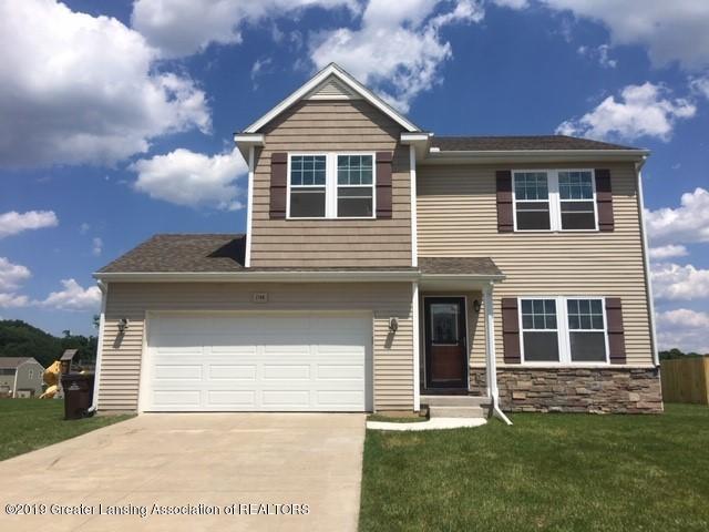1788 Merganser Drive, Holt, MI 48842 (MLS #237675) :: Real Home Pros