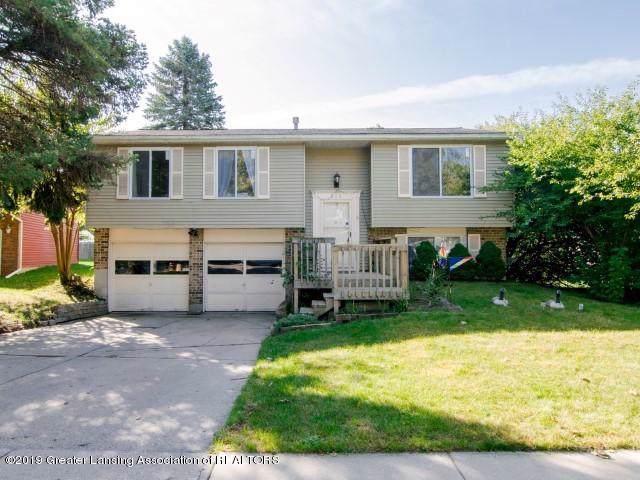 513 Bluebell Drive, Lansing, MI 48911 (MLS #241702) :: Real Home Pros