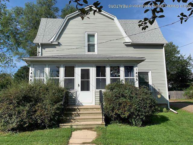 1404/1406 W Lansing Avenue, Jackson, MI 49202 (MLS #242387) :: Real Home Pros