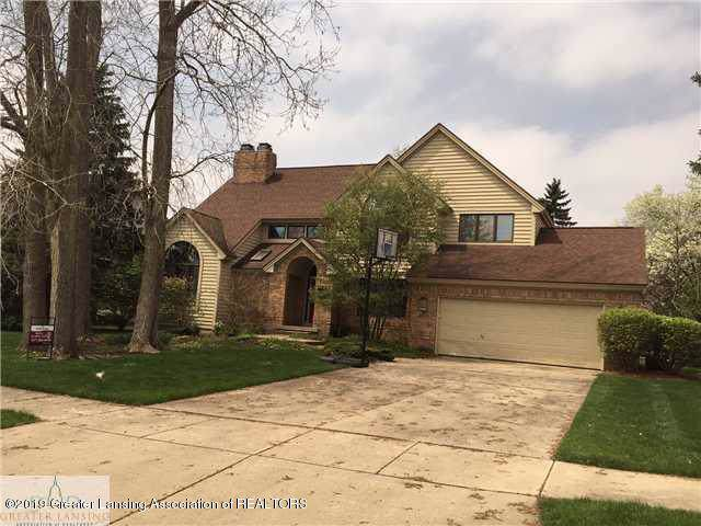 3911 S Breckinridge Drive, Okemos, MI 48864 (MLS #242448) :: Real Home Pros