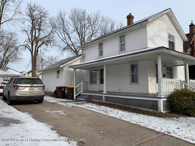 205 E Baldwin Street, St. Johns, MI 48879 (MLS #243652) :: Real Home Pros