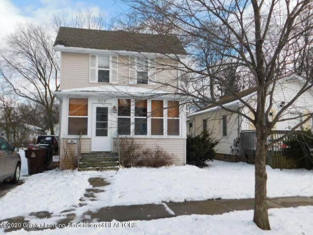 628 N Hayford Avenue, Lansing, MI 48912 (MLS #244684) :: Real Home Pros