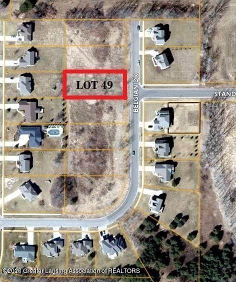Lot 49 Belgian Drive, Lansing, MI 48906 (MLS #245257) :: Real Home Pros