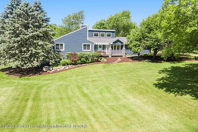 10252 S Bay Drive, Laingsburg, MI 48848 (MLS #246795) :: Real Home Pros