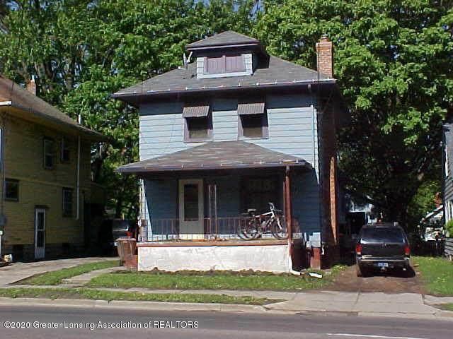 913 N Martin Luther King Jr Boulevard, Lansing, MI 48915 (MLS #247742) :: Real Home Pros