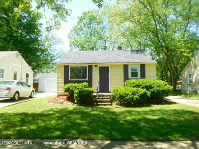 3602 Homewood Avenue, Lansing, MI 48910 (MLS #248483) :: Real Home Pros