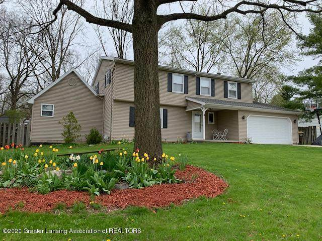 3711 Trianon Trail, Holt, MI 48842 (MLS #248792) :: Real Home Pros