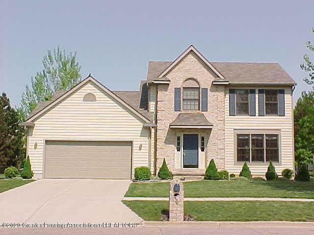 5411 Jo Pass, East Lansing, MI 48823 (MLS #249263) :: Real Home Pros