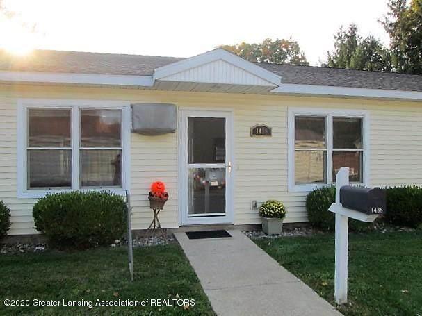 1438 Mason Street #5, Dansville, MI 48819 (MLS #249976) :: Real Home Pros