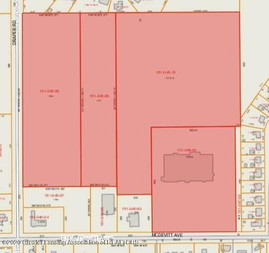 1256 E Mcdevitt Avenue, Jackson, MI 49203 (MLS #250055) :: Real Home Pros