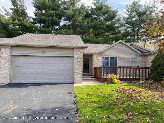320 Emerald Drive #11, Charlotte, MI 48813 (MLS #250816) :: Real Home Pros