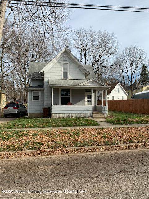 801 Steward Avenue, Jackson, MI 49202 (MLS #251647) :: Real Home Pros