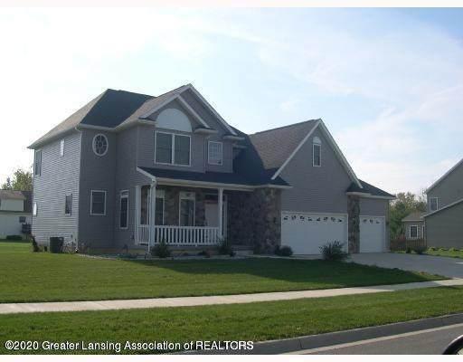 696 Emily Lane, Haslett, MI 48840 (MLS #251746) :: Real Home Pros
