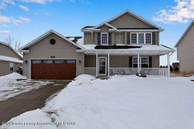 1233 Wildflower Drive, Holt, MI 48842 (MLS #253221) :: Real Home Pros