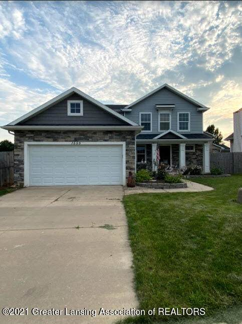 1555 Catalina Drive, Holt, MI 48842 (MLS #257871) :: Home Seekers
