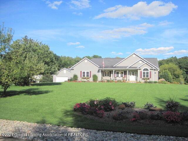10350 Apple Blossom Lane, Grand Ledge, MI 48837 (MLS #259370) :: Home Seekers