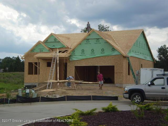 2858 Carnoustie, Okemos, MI 48864 (MLS #216372) :: Buffington Real Estate Group