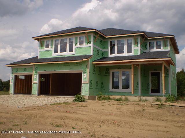 2778 Carnoustie Drive, Okemos, MI 48864 (MLS #216390) :: Buffington Real Estate Group