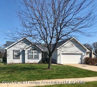2259 Tiffany Lane, Holt, MI 48842 (MLS #225346) :: Real Home Pros