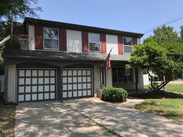 802 Blanchette Drive, East Lansing, MI 48823 (MLS #228226) :: Real Home Pros