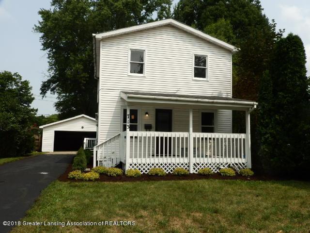 713 Fenton Street, Lansing, MI 48910 (MLS #230037) :: Real Home Pros