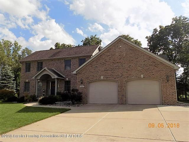 3641 Allium Drive, Holt, MI 48842 (MLS #230212) :: Real Home Pros