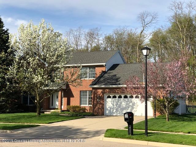 5949 Westminster Way, East Lansing, MI 48823 (MLS #235841) :: Real Home Pros