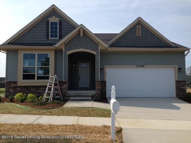 3989 Sunshine Peak Drive, Holt, MI 48842 (MLS #236570) :: Real Home Pros