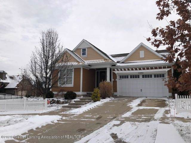 3852 Zaharas Lane, Okemos, MI 48864 (MLS #243454) :: Real Home Pros