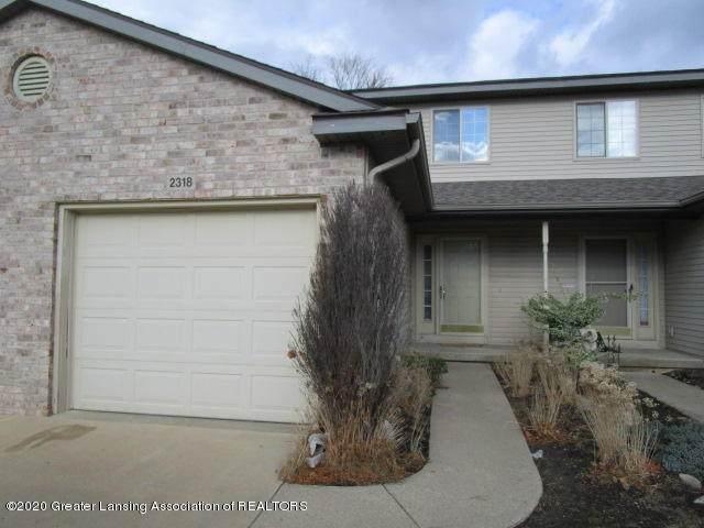 2318 Taos Trail, Okemos, MI 48864 (MLS #251666) :: Real Home Pros