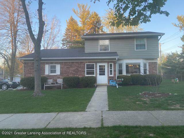 2114 Post Oak Lane, Lansing, MI 48912 (MLS #255004) :: Home Seekers
