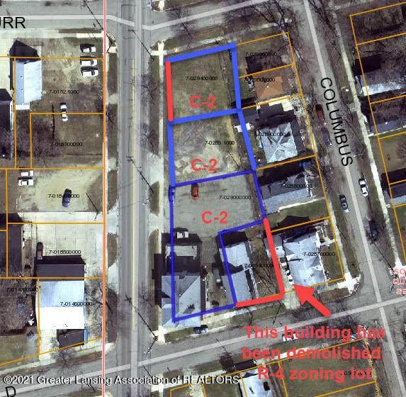300 Homewild Avenue, Jackson, MI 49201 (MLS #256018) :: Home Seekers
