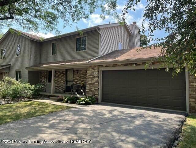 1010 Grenoble Circle #105, Lansing, MI 48917 (MLS #259028) :: Home Seekers