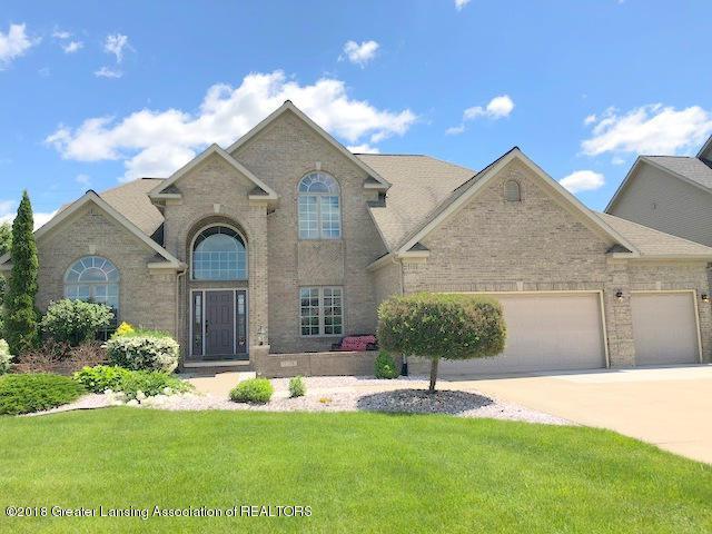 2128 Cawdor, Lansing, MI 48917 (MLS #223634) :: Real Home Pros