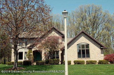 4822 Malpaso Lane, Lansing, MI 48917 (MLS #223866) :: Real Home Pros