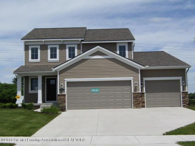 3770 Danbridge Drive, Lansing, MI 48906 (MLS #224350) :: Real Home Pros
